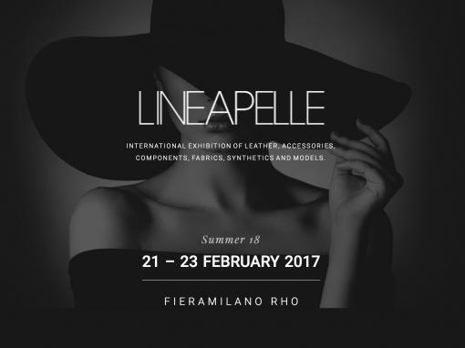 Lineapelle Spring / Summer 2017-2018
