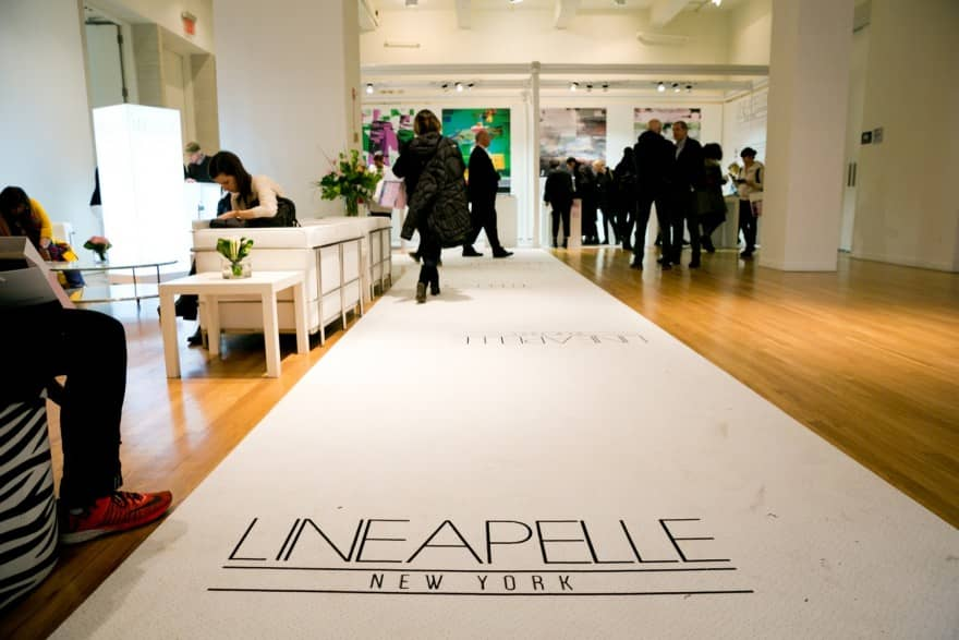 Lineapelle New York 2017