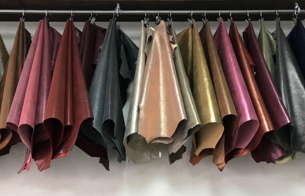 Tipos de cuero para confección de Calzado, Bolsos y Moda.