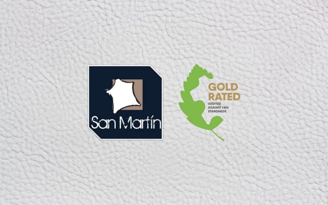Leather Working Group: TL San Martín obtiene la máxima certificación